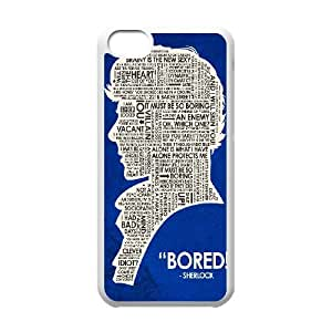 iPhone 5C Phone Case Sherlock FJ72639
