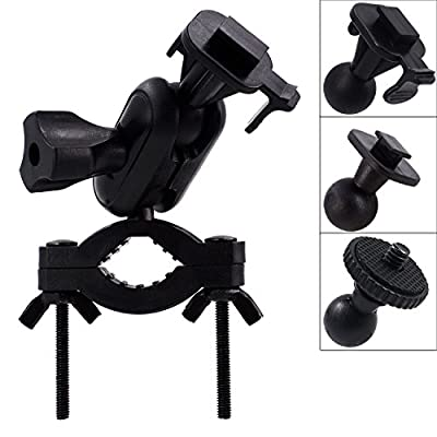 iSaddle CH368 Ulimate Car Rearview Mirror Mount Kit Dash Cam Holder