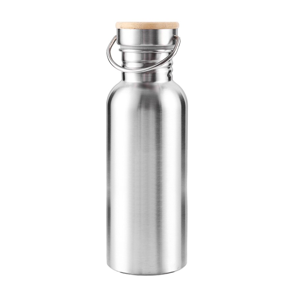 Stainless Steel Water Bottle Travel Outdoor Sports Camping Hiking Cycling Gym UK