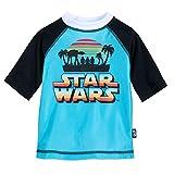 Star Wars Rash Guard for Boys Size 11/12 Blue