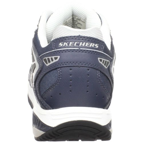 Skechers Sport Forme Masculine Ups Xt Condition Fitness Chaussure Marine Argent