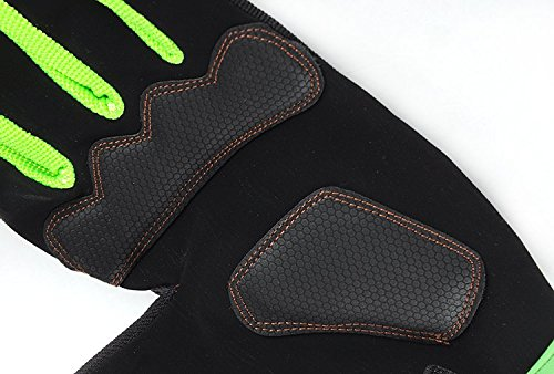 Kungken Cycling Racing Sport Mountain Bicycle Motorcycle Padded Ghost Skeleton Bone Gloves by Kungken (Image #5)