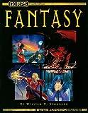 GURPS Fantasy 4E Softcover, Steve Jackson Games, 1556347960