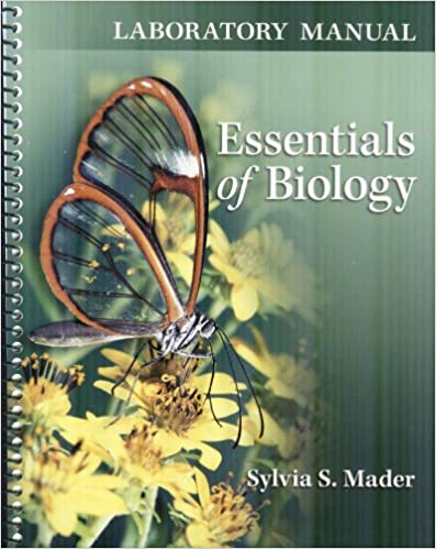 Amazon lab manual for essentials of biology 9780077402150 lab manual for essentials of biology 3rd edition fandeluxe