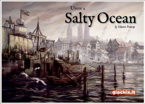 Rio Grande Games Upon a Salty Ocean