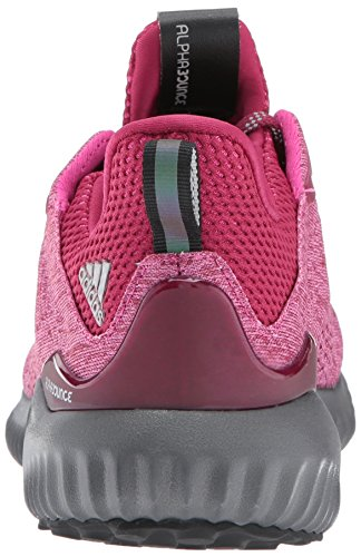 factory price ee82e 28974 adidas Womens Alphabounce em w Running Shoe, Mystery RubyBahia MagentaGrey  Five, 9 Medium US