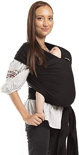 Boba Baby Wrap Carrier - Original Child and Newborn Sling (Boho)
