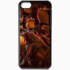 Personalized iPhone 6 4.7 Cell phone Case/Cover Skin League Of Legends Black