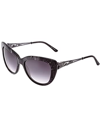 f01ae700ba Judith Leiber Womens Women s Jl 5008 01 Sunglasses at Amazon Women s ...