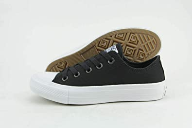 0628ab67c48 Converse Kids  Chuck Taylor All Star Core Ox (Infant Toddler) Black ...