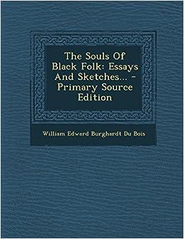 the souls of black folk essays and sketches primary source the souls of black folk essays and sketches primary source edition william edward burghardt du bois 9781293575208 com books