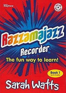 Contemporary Razzamajazz Recorder Watts Students Copy Bks 1-3* The Latest Fashion