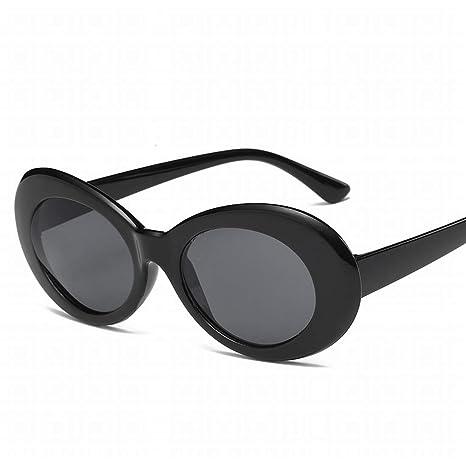 Fusanadarn Retro Gafas de Sol de Montura pequeña para ...