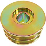 alternator gm - New Two Groove Steel Double Groove Alternator Pulley GM Delco Ford Hot Rod 24-1101