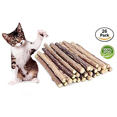 CatNip for Cats CXP Good Goods Cat Catnip Stick,Silver Vine for Teeth Grinding... [tag]