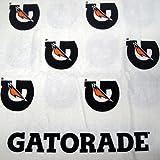 One Gatorade 'G' Towel by Gatorade by Quaker Oats CO.