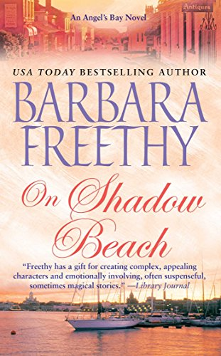 book cover of On Shadow Beach