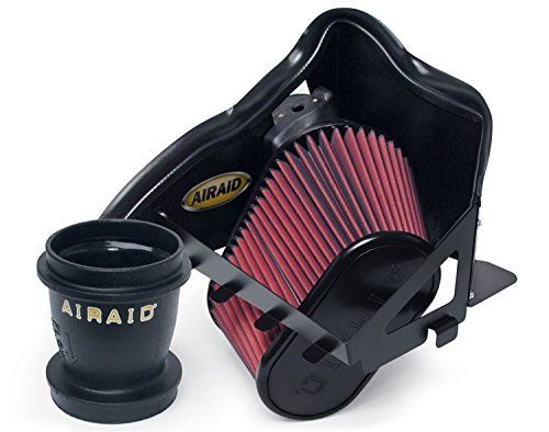 Install Dsl Filter - Airaid 301-147 SynthaMax Dry Filter Intake System
