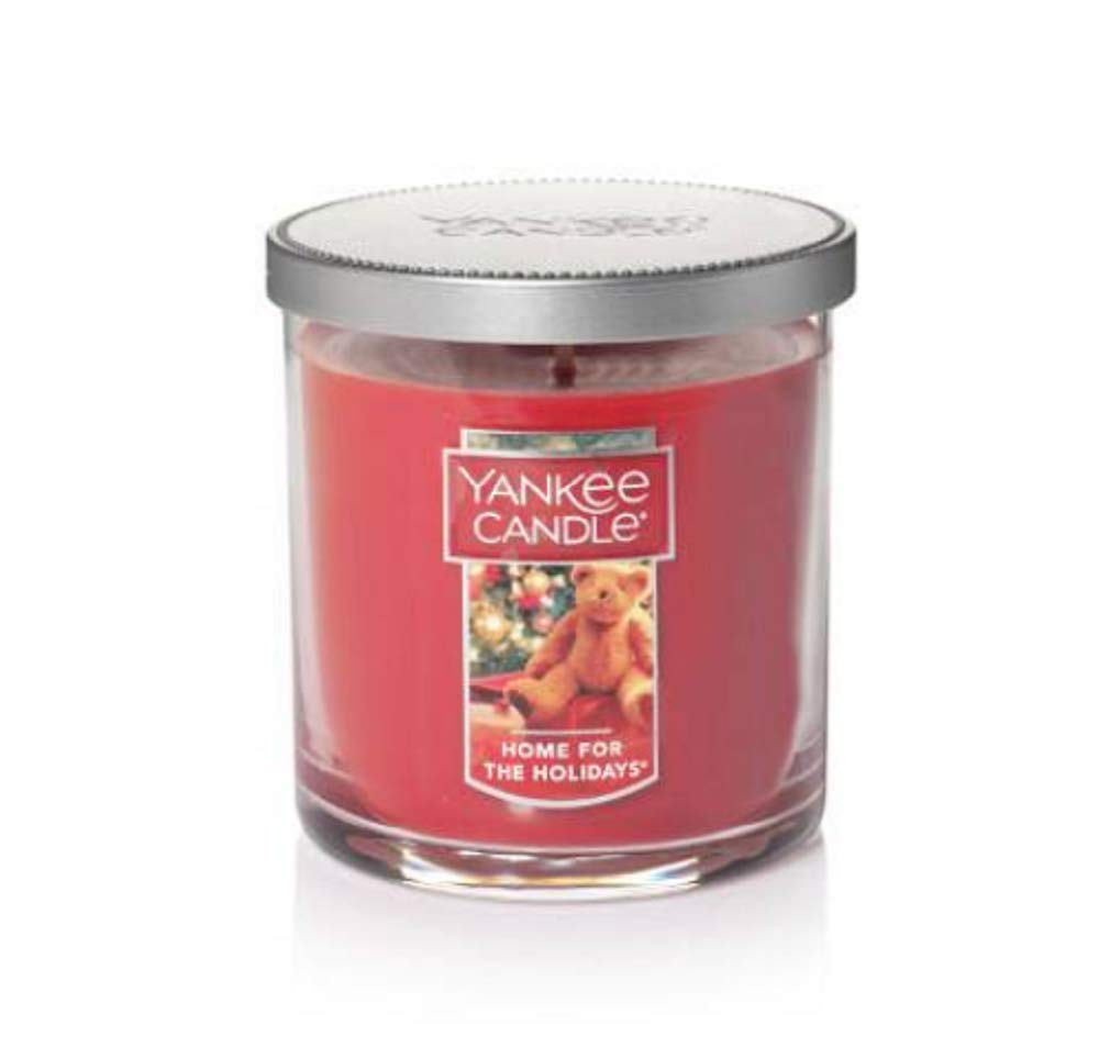 Yankee Candle Small Tumbler Scented Candle, (Home for The Holidays)