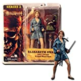NECA Pirates of the Caribbean At World's End Series 2 Elizabeth Swann Action Figure
