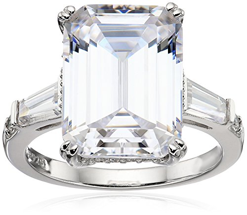 Platinum-Plated Sterling Silver Celebrity