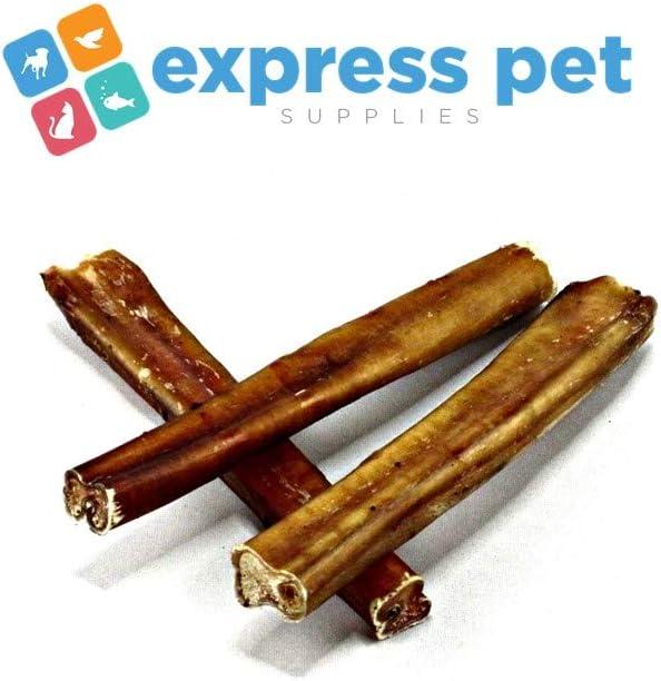 Dog Gift surprice Pizzle stix Bonya Smile Nervio Pene de Toro seco Pieza Buey 12sm 10psc