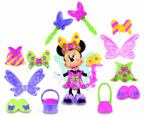 Fisher-Price Disney Minnie, Deluxe Bow-tique ()