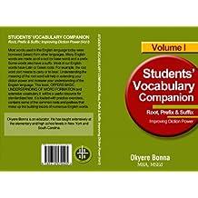 STUDENT VOCABULARY COMPANION- 2