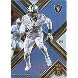 2017 Donruss Elite #80 Khalil Mack Oakland Raiders Football Card