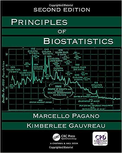 prof. paganos principles of biostatistics