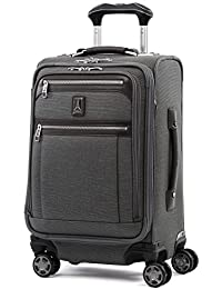 "Luggage Platinum Elite 20"" Carry-on Expandable Business Spinner w/USB Port"