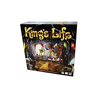 Kings Life Game Board Games