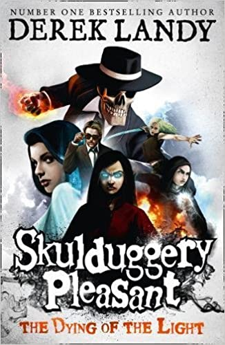 skulduggery pleasant series book 4