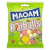 Maoam Pinballs - 180g - Pack of 4