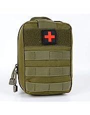 YOCOOL EHBO-kit tas tactische noodzak medische tas EHBO-kit reddingstas outdoor camping draagbaar