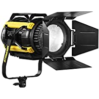 Ikan Strider 200W LED Bi-Color Light, Black (SB200)