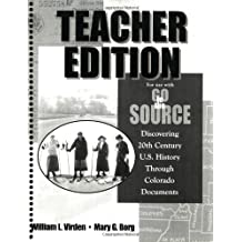 Go to the Source Teacher Edition