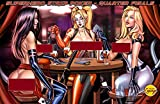 Faro's Strip Poker Lounge - Quarter Final