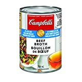 Campbell's Sodium Reduced Beef Broth 284ml