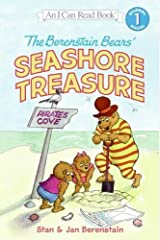 The Berenstain Bears' Seashore Treasure (I Can Read Level 1) Kindle Edition
