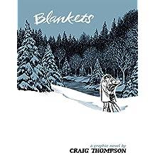 Blankets by Craig Thompson (2015-10-13)