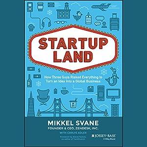 Startupland Audiobook
