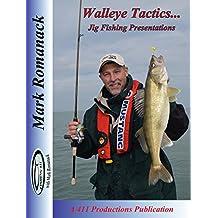 Walleye Tactics Jig Fishing Presentations