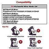 LELEKEY Replacement Kitchenaid Mixer Attachments 6