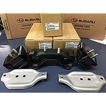 Subaru STI Group N Motor mount kit & 6 speed Transmission Mount 2004 - 2015 Set
