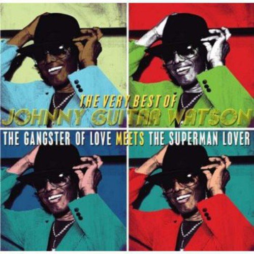 Johnny Guitar Watson-The Gangster Of Love Meets The Superman Lover-CD-FLAC-2014-6DM Download
