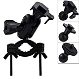 iSaddle CH368 Ulimate Dash Cam Mirror Mount Kit Car Rearview Mirror Mount Holder Bicycle Brackets for GPS Action Camera Car DVR ...