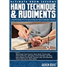 HAND TECHNIQUE ULTIMATE DRUM LESSONS SERIES DVD