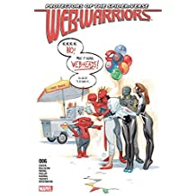 Web Warriors (2015-2016) #6