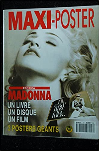 Back madonna erotica are not